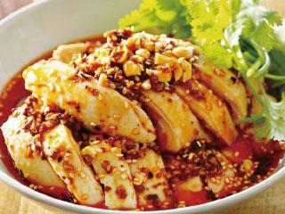 强化营养,助消化——口水鸡