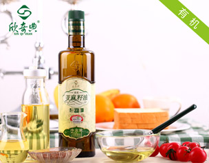 """Xinqidian"" organic flax seed oil -700ml"