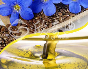 organcic flaxseed oil