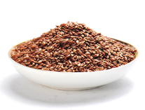 Effect of flax seed
