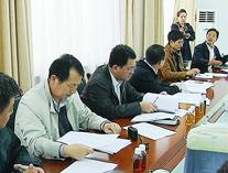 国家农业部领导和专家莅临欣奇典考察座谈